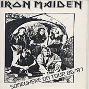 Click here for more info about 'Iron Maiden - Somewhere On Tour 86/87 Tour Itinerary'