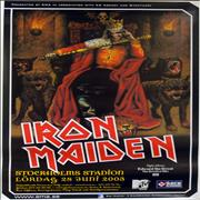 Click here for more info about 'Iron Maiden - Stockholm Stadion'