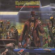 Click here for more info about 'Iron Maiden - Stranger In A Strange Land - EX'
