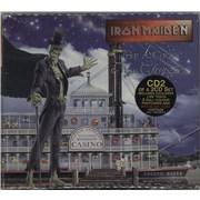 Iron Maiden The Angel & The Gambler - Part 2 UK CD single