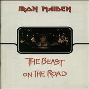 Click here for more info about 'Iron Maiden - The Beast On The Road - Part 1 Band Members Cover Image'