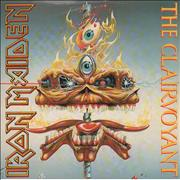 Click here for more info about 'Iron Maiden - The Clairvoyant - Card p/s'