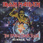 Click here for more info about 'Iron Maiden - The Early Days Tour Summer '05'
