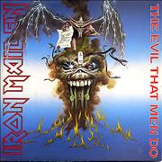 Click here for more info about 'Iron Maiden - The Evil That Men Do - Inj - Gatefold'