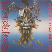 Click here for more info about 'Iron Maiden - The Evil That Men Do - Solid - Gatefold'