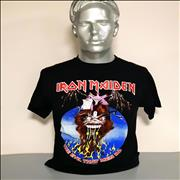 Click here for more info about 'Iron Maiden - The Evil That Men Do -Extra Large'