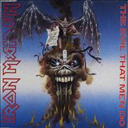 Click here for more info about 'Iron Maiden - The Evil That Men Do'