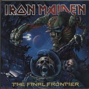 Click here for more info about 'Iron Maiden - The Final Frontier - 180gram Vinyl + Sealed'