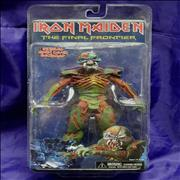 Click here for more info about 'Iron Maiden - The Final Frontier - Neca'