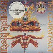 Click here for more info about 'Iron Maiden - The First Ten Years - Stickered'