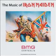 Click here for more info about 'Iron Maiden - The Music Of Iron Maiden 1980-2010'