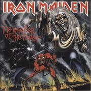 Click here for more info about 'Iron Maiden - The Number Of The Beast - 180gm Vinyl'