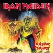 Click here for more info about 'Iron Maiden - The Number Of The Beast'