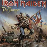 Click here for more info about 'Iron Maiden - The Trooper - Paper Picture Sleeve'