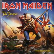 Click here for more info about 'Iron Maiden - The Trooper EX'