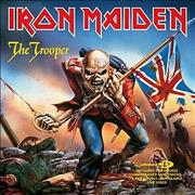 Click here for more info about 'Iron Maiden - The Trooper'