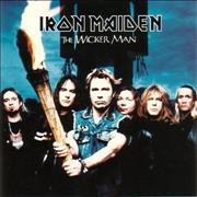 Click here for more info about 'Iron Maiden - The Wicker Man'