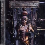 Click here for more info about 'Iron Maiden - The X Factor'