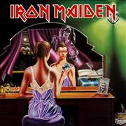 Click here for more info about 'Iron Maiden - Twilight Zone + Sleeve - EX'