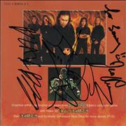 Click here for more info about 'Iron Maiden - Virtual XI - Autographed'