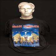 Iron Maiden Virtual XI World Tour - XL UK t-shirt