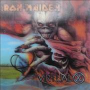 Click here for more info about 'Iron Maiden - Virtual Xi - 3-D Sleeve'