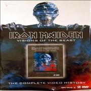 Click here for more info about 'Iron Maiden - Visions Of The Beast - Window sticker'