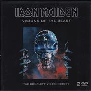 Click here for more info about 'Iron Maiden - Visions Of The Beast'