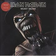 Click here for more info about 'Iron Maiden - Wildest Dreams - Green Vinyl'