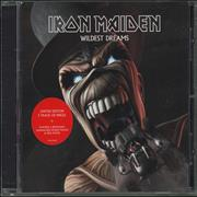 Click here for more info about 'Iron Maiden - Wildest Dreams'
