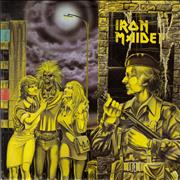 Click here for more info about 'Iron Maiden - Women In Uniform - P/S'