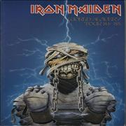 Click here for more info about 'Iron Maiden - World Slavery Tour 84-85 - EX'