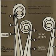 Click here for more info about 'Isaac Stern - Lalo - Symphonie Espagnole In D Minor / Bruch - Violin Concerto No. 1 In G Minor'