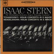 Click here for more info about 'Isaac Stern - Tchaikovsky: Violin Concerto in D Major / Mendelssohn: Violin Concerto in E Minor'