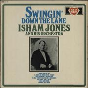 Click here for more info about 'Isham Jones - Swingin' Down The Lane - Test Pressing'