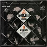 Click here for more info about 'Isham Jones - The Great Isham Jones And His Orchestra'