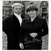 Click here for more info about 'Isla Blair - The Advocates - Autographed'