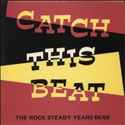 Island Records Catch This Beat - The Rocksteady Years 66/68 UK vinyl LP