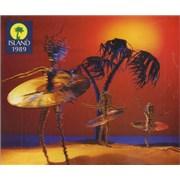 Island Records Island 1989 UK CD album Promo