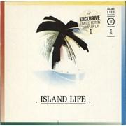 Island Records Island Life - Numbered UK vinyl LP Promo