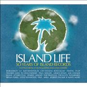 Island Records Island Life: 50 Years Of Island Records UK 3-CD set