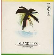 Island Records Island Life Media Sampler UK vinyl LP Promo