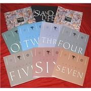 Island Records Island Life UK vinyl box set