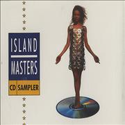Click here for more info about 'Island Records - Island Masters CD Sampler'