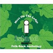 Island Records Meet On The Ledge: An Island Records Folk-Rock Anthology UK 3-CD set