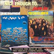 Island Records Nice Enough To Join In UK CD album