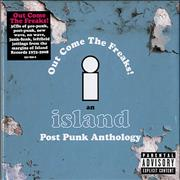 Island Records Out Come The Freaks - An Island Records Post Punk Box Set UK 3-CD set