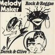 Click here for more info about 'Island Records - Rock & Reggae and Derek & Clive'