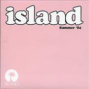 Click here for more info about 'Island Records - Summer '04'