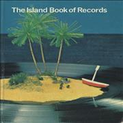Island Records The Island Book Of Records UK book